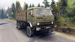 KamAZ-43101 [13.04.15] for Spin Tires