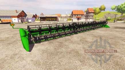 John Deere 650FD v1.1 for Farming Simulator 2013