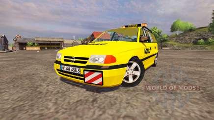 Opel Astra Caravan ADAC for Farming Simulator 2013