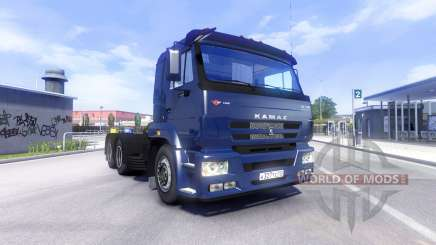 KamAZ-5460 for Euro Truck Simulator 2