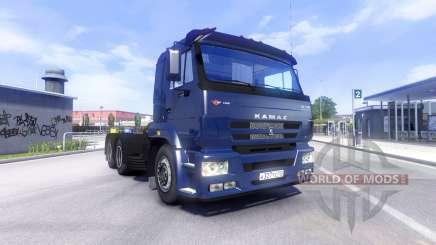 KamAZ-5460 for Euro Truck Simulator 2
