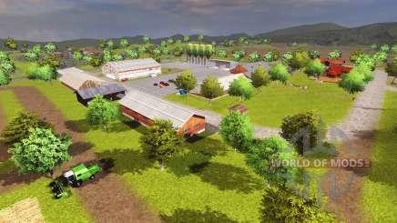 Eitzendorf v1.5 for Farming Simulator 2013
