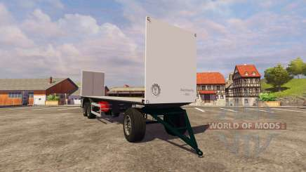 Schmitz Bale v2 for Farming Simulator 2013