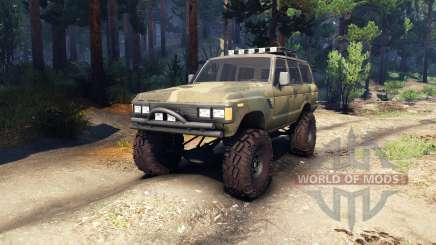 Toyota Land Cruiser 60 v1.1 for Spin Tires