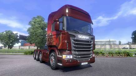 Scania R730 for Euro Truck Simulator 2
