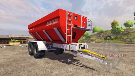 Perard Interbenne 25 for Farming Simulator 2013