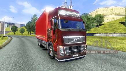 Volvo FH16 2012 BDF for Euro Truck Simulator 2