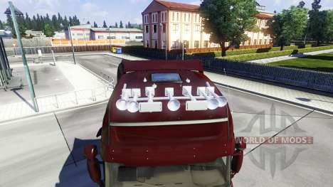 New hooters for Euro Truck Simulator 2