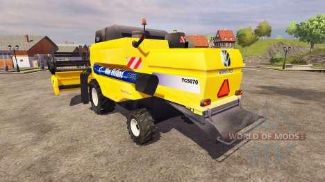 New Holland TC5070 v1.2 for Farming Simulator 2013