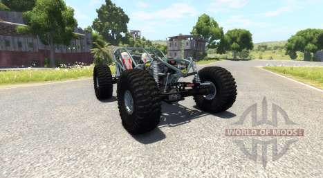 Rock Bouncer for BeamNG Drive