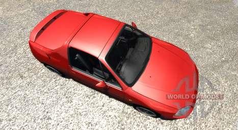 Honda CR-X del Sol SiR for BeamNG Drive