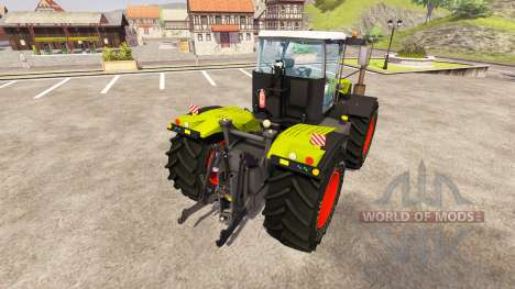 CLAAS Xerion 5000 Trac VC for Farming Simulator 2013