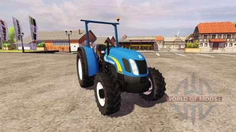 New Holland T4050 Cab Less for Farming Simulator 2013