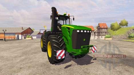 John Deere 9630 v2.0 [pack] for Farming Simulator 2013