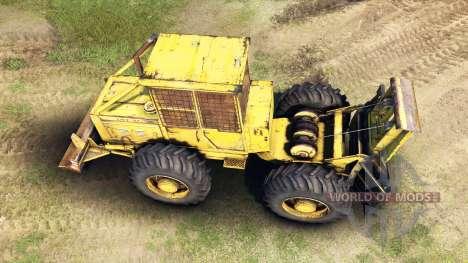 LKT 81 Turbo for Spin Tires