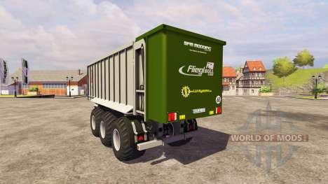 Fliegl 371 Bull for Farming Simulator 2013