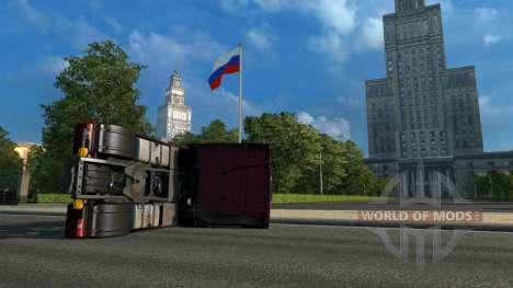 Map Of Russia - RusMap for Euro Truck Simulator 2