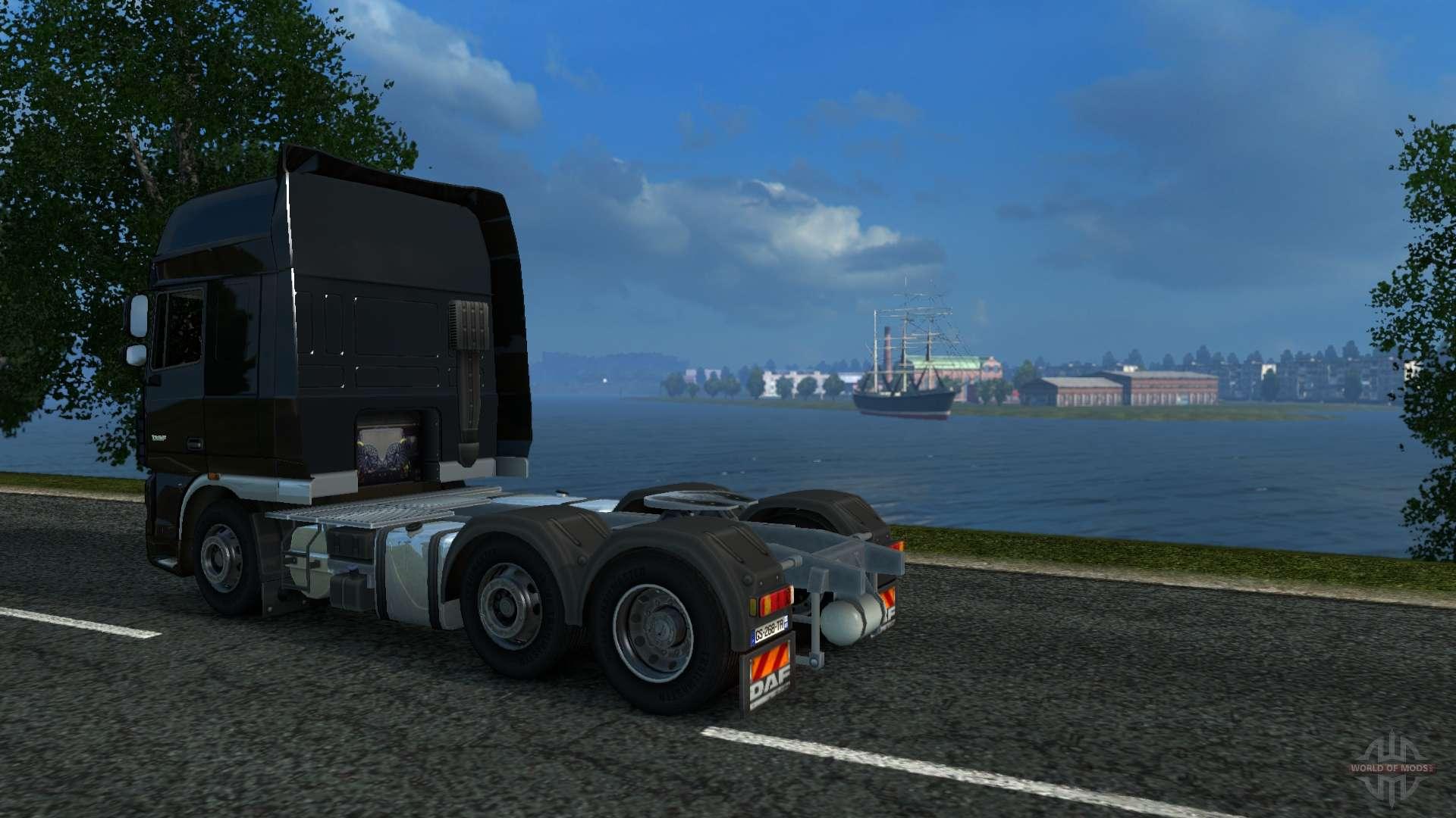 Euro Truck Simulator 2 maps - ETS 2 map mods
