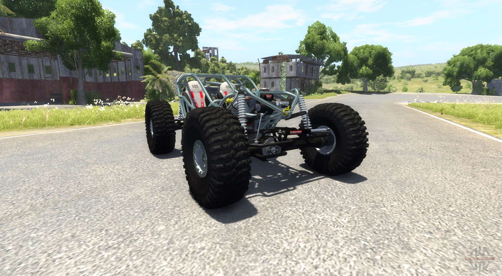 Rock Bouncer For Sale >> Rock Bouncer for BeamNG Drive