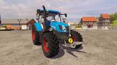 New Holland T6.160 for Farming Simulator 2013