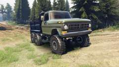 Ford F-100 6x6 v1.1