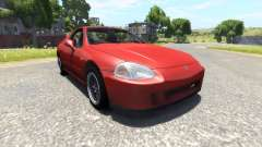 Honda CR-X del Sol SiR for BeamNG Drive