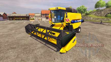 New Holland TC5070 v1.2 for Farming Simulator 2013