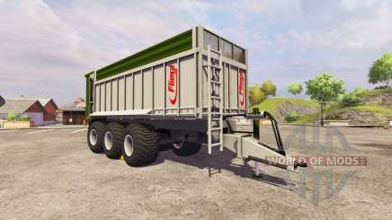 Fliegl 371 Bull for Farming Simulator 2013