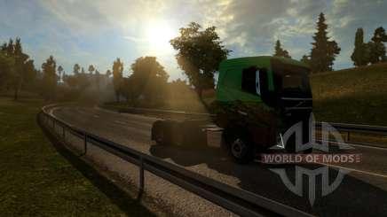 Map Of Europe - Mario Map for Euro Truck Simulator 2