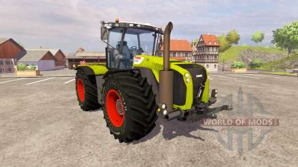 CLAAS Xerion 5000 Trac VC for Farming Simulator 2013