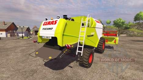 CLAAS Tucano 440 for Farming Simulator 2013