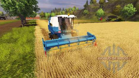 Progress Е524 for Farming Simulator 2013