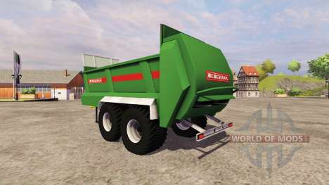 Bergmann TSW 4190 v2.0 for Farming Simulator 2013