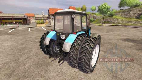 MTZ-W for Farming Simulator 2013