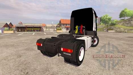 MAN TGS for Farming Simulator 2013