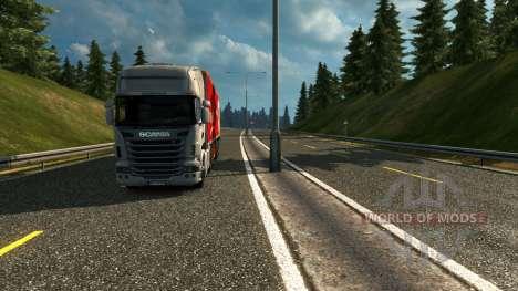 Mapa Brasil Total 4.2 [TRUCK VERSION] for Euro Truck Simulator 2