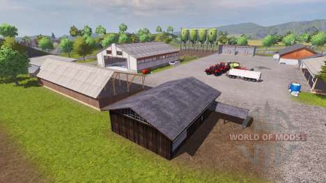 BGA for Farming Simulator 2013