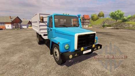 GAZ-3307 v2.0 for Farming Simulator 2013