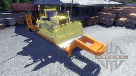 Pak semi for Euro Truck Simulator 2