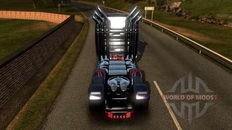 Optimus Prime from transformers 4 for Euro Truck Simulator 2