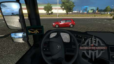 GPS Majestic for Euro Truck Simulator 2