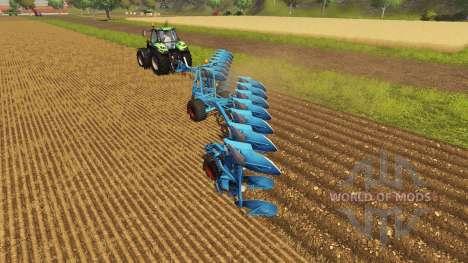 Lemken VariTitan for Farming Simulator 2013