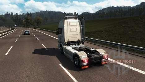 Realistic graphics for Euro Truck Simulator 2