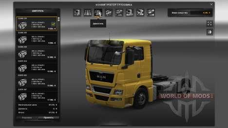 All unlocked v1.4 for Euro Truck Simulator 2