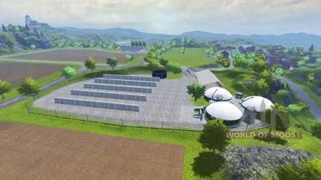 Stiffi Map v2.0 for Farming Simulator 2013