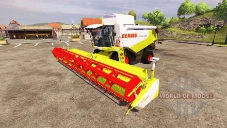 CLAAS Lexion 550 for Farming Simulator 2013