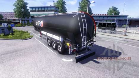 Trailers ELF for Euro Truck Simulator 2