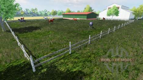 Friesenmap v2.0 for Farming Simulator 2013