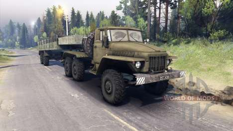 Ural-380 C.-862K for Spin Tires