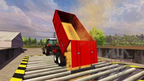 Johnston Grain for Farming Simulator 2013